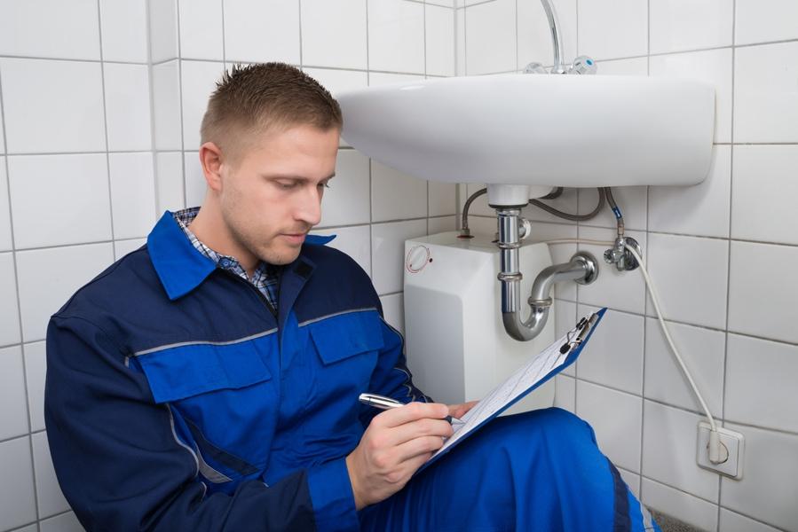 plumbing maintenance plan